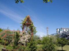 Природный парк в Турине