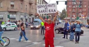 Район Турина Барьера ди Милано всегда был бандитским