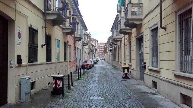 В Турине открыли новые пешеходные улицы