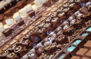 Первый шоколад в мире родился в Турине