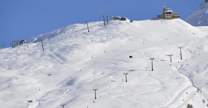Потери в туризме Италия зима