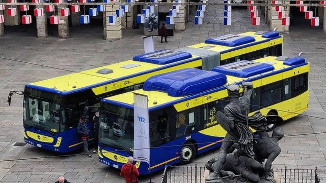 20 новых автобусов на улицах Турина