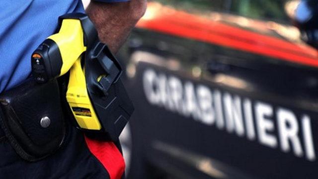 Карабинеры полиция Италия Турин хроника