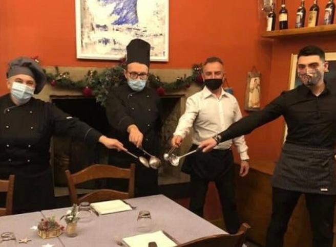 четыре антиковидных мушкетера в Италии против кризиса ковид