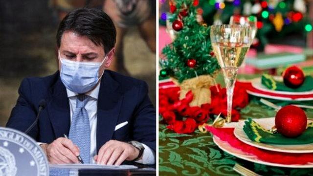 Указ DPCM и правила на Рождество 2020 в Турине