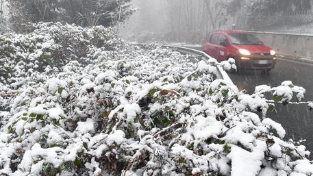 Дождь и снег возвращаются в Пьемонт