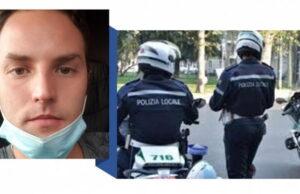 Турин парень снял маску чтобы ответить на звонок штраф 400 евро