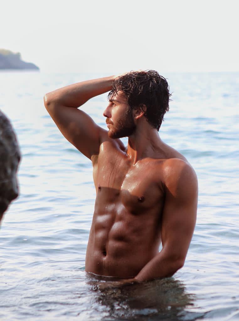 календарь Mister Italia на 2021 год