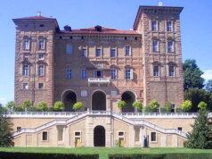 Дворцы и замки Турина Италия Алье