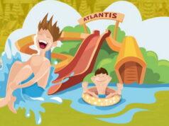 Лучшие аквапарки на севере Италии Турин Пьемонт МИлан