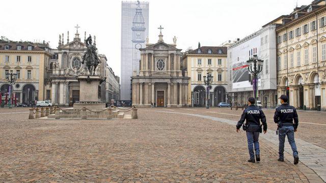 Хроника Турина январь 2021
