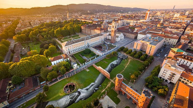 Королевская библиотека Турина вновь открывается для публики