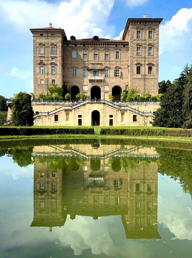 Герцогский замок Аглие Пьемонт