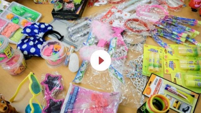 Турин, изъяты миллион игрушек и контрафактных товаров
