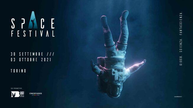 Космический фестиваль, с 30 сентября по 3 октября Турин готовится к космическому мероприятию
