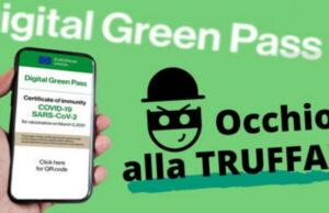 Фальшивые сертификаты о вакцинации в Италии