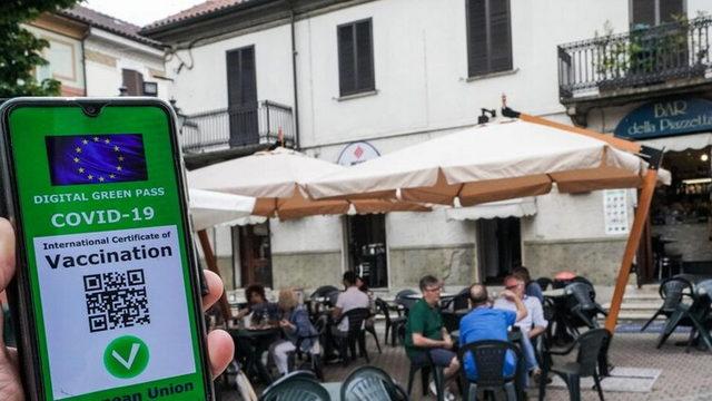 Где нужно будет обязательно предъявлять Green pass в Турине Италия