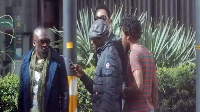 Фотография босса нигерийской мафии в Турине