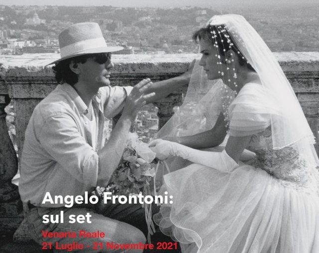В Венария Реале открылась фотовыставка Анджело Фронтони: на съемочной площадке