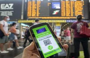 Турин в сентябре 2021 года все события грин пасс в поездах автобусах Италия