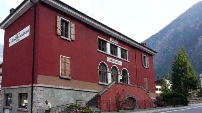 Анархисты Турина заняли дом в Пьемонте
